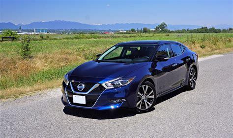 2018 Nissan Maxima Platinum Road Test | The Car Magazine