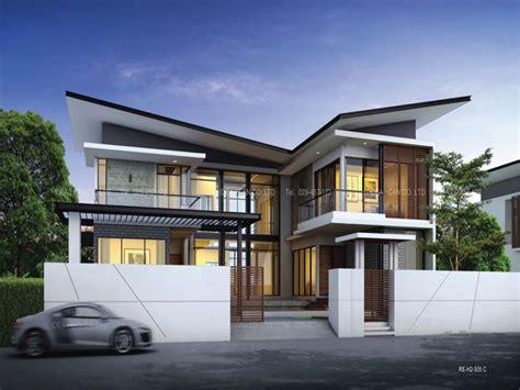 Minimalist House Design: House Design Bungalow With Attic
