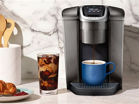 Oxo offers an extremely unique version of the cold brew coffee maker. Keurig K-Elite coffee maker review: Great iced coffee and more - Business Insider