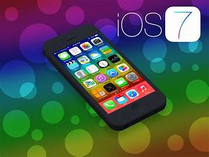 iPhone 5 iOS 7 Wallpapers