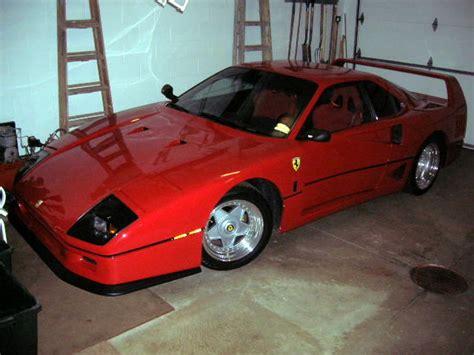 F40 Kit Car by F40 Replicas