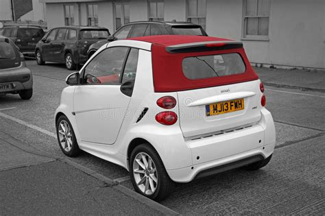 Mercedes Benz Smart Car Editorial Photo. Image Of Street