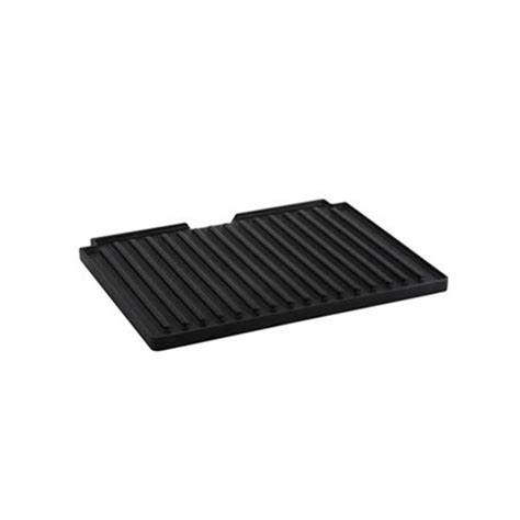 breville smart grill ribbed cooking plate for bgr840bss bgr820rp accessory