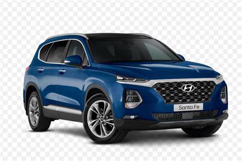 New Hyundai Santa Fe 2020 by 2020 Hyundai Santa Fe Colors Rumors Release And Price