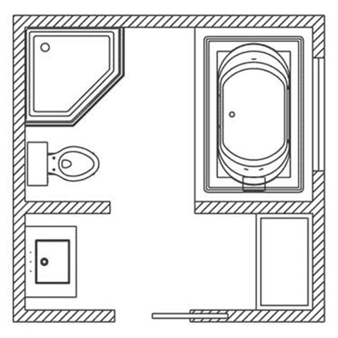 bathroom floor plans 8x8 home 101 a site
