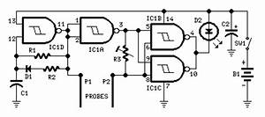how to build plants watering watcher circuit diagram With plant water alarm