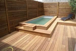 Bois Pour Terrasse Extérieure : terrasse exterieure bois gris diverses ~ Dailycaller-alerts.com Idées de Décoration