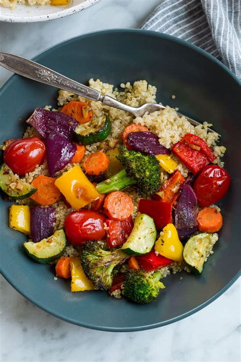 vegetables roasted vegetable recipe cooking oven veggies cooked recipes easy go chicken bowl delicious visit