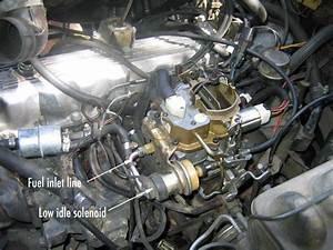 1990 Jeep Wrangler 4 2 Carburetor Diagram