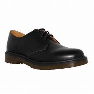 Chaussure Homme Doc Martens : dr martens 1461 cuir homme noir fanny chaussures ~ Melissatoandfro.com Idées de Décoration