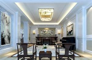 Neoclassical interior style – the elegance of the 18th