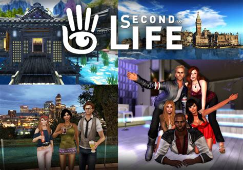 Second Life Game