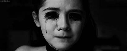 Eyes Terror Gifs Cry Halloween Espejo Leyendas