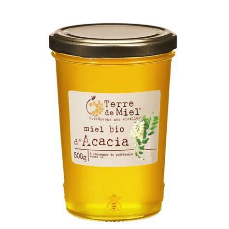 terre de miel miel acacia bio 500g r 233 f 3088549552010