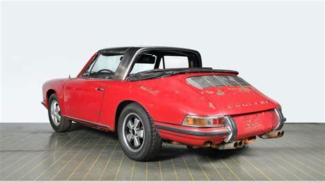 It is based on the 2021 porsche 911 targa. Factory restoration in perfect form: Porsche 911 S Targa