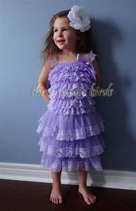 lavender lace flower girl dress rustic beach wedding With destination wedding flower girl dress
