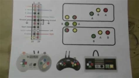 Cabinet Wiring by Arcade Cabinet Wiring Diagram Quot Jamma Quot Quot Atx Quot Harness
