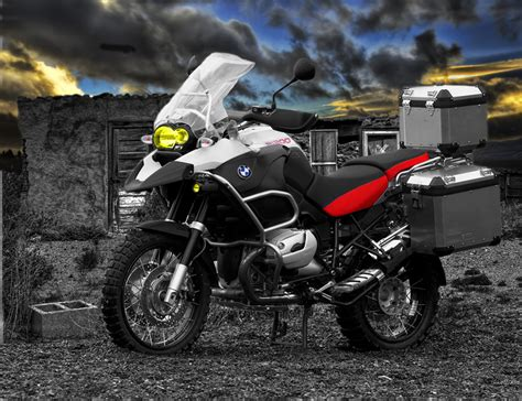Bmw Gs 1200 Adventure Hd Wallpaper