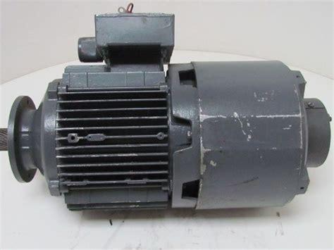 Bmg Motors by Sew Eurodrive Rf27 Dt90la Bmg Hr Ev1 01 3112854301 0001 01