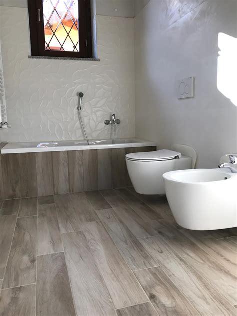 bagno effetto legno bagno in gres effetto legno e gres bianco 3d marazzi