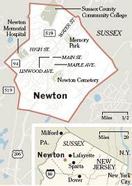 living  newton nj  main street  real staying
