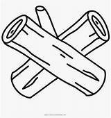 Coloring Log Wood Pages Logs Colorear Para Throughout Ultra Troncos Dibujos Seekpng sketch template