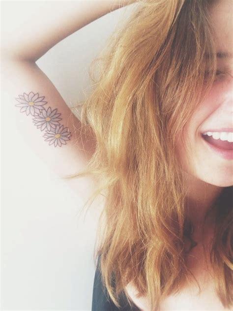 daisy tattoo | Tumblr
