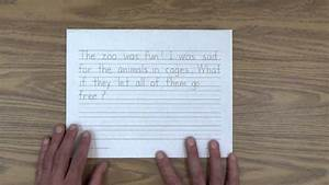 Example Of Diary Writing For Kids