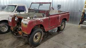 1959 Land Rover Series Ii - Overview