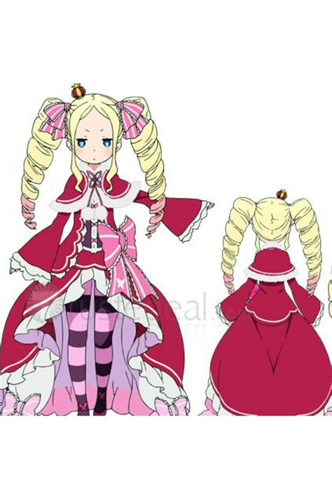 Re Zero Starting Life In Another World Beatrice Pink