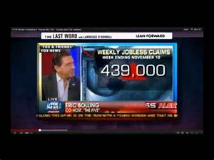 Fox News Conspiracy Theory on Hurricane Sandy & Jobs - YouTube