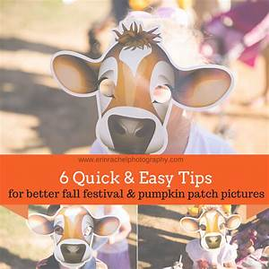 6 Quick and Easy Tips for better Fall Festival Pictures