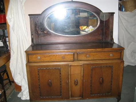 antique sideboards with mirrors large antique mirror backed oak sideboard 379 la68624 4131