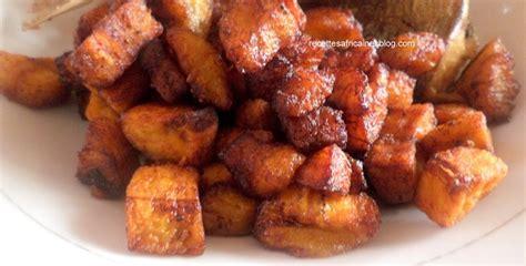 cuisine africaine poulet alloco ivoirien recettes africaines