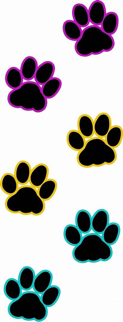 Paw Clipart Transparent Cat Paws Prints Clip