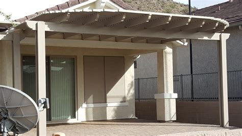 alumawood patio cover colors pergola patio cover alumawood arizona living landscape