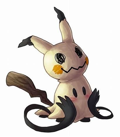 Mimikyu Pokemon Ghost Type Deviantart Pikachu Collab