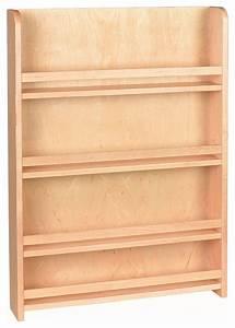 Century Components SRAS18PF Wood Door Mount Kitchen Spice