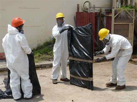 gestion de asbesto  es el asbesto peligros soluciones