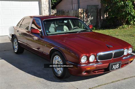 New 4 Door Jaguar by 2000 Jaguar Xj8 Base Sedan 4 Door 4 0l