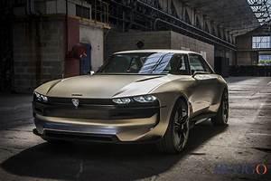 Peugeot E Concept : peugeot e legend il concept dell auto del futuro ~ Melissatoandfro.com Idées de Décoration