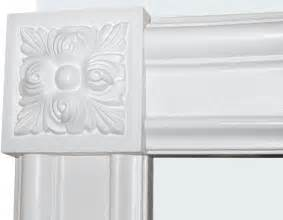 door trim and corner block for door trim