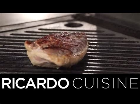 cuisiner du magret de canard comment griller du magret de canard ricardo cuisine