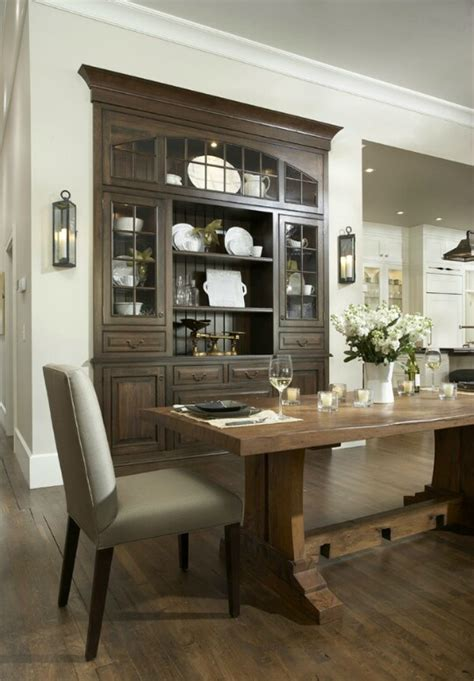 built in china hutch 32 dining room storage ideas decoholic