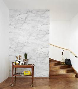Magic marble wallpaper mural designed by mr perswall