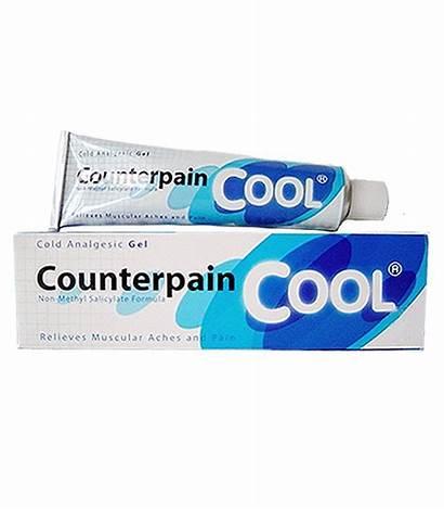 Counterpain Cool Cream Analgesic Balm 120g Pain