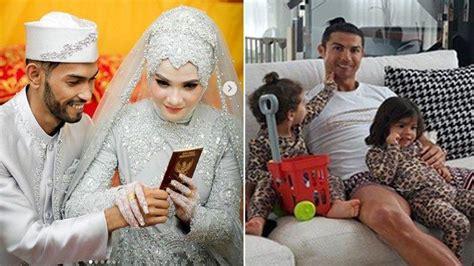martunis menikah nitizen tanya ronaldo dimana