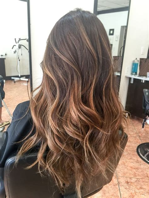 17 Best Ideas About Caramel Balayage On Pinterest