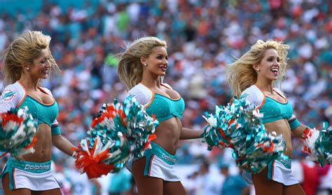 nfl cheerleaders week