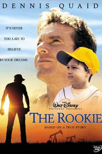 dennis quaid dream movie jim the rookie morris